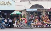 Ben thanh market — Stock Photo