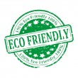 Green Stamp - eco friendly — Stock Photo #63859321
