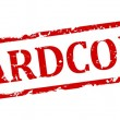 Red stamp - hard core — Stock Photo #64535335
