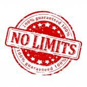 Seal damage - no limits - Guarantee — Stock Photo