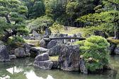 Jardín Ninomaru en Kyoto — Foto de Stock