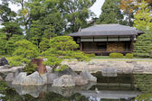 The Ninomaru Garden — Stock Photo