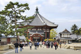 Northern Octagonal Halls of Kofukuji temple — Stock Photo