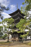 Five-story Pagoda of Kofukuji — Stock Photo