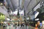 Osaka Station City — Stock Photo