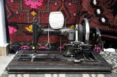 Sewing machine — Stock Photo