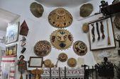Muzeum wsi od Kalivianí klasztor Kreta Grecja — Zdjęcie stockowe