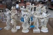 Souvenirs shop Crete Greece — Stock Photo