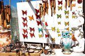 Souvenirs shop Crete Greece — Photo