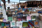 Souvenirs shop Crete Greece — Stockfoto