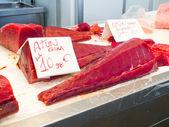 Atún rojo de Almadraba. — Foto de Stock