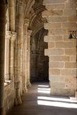 Catedral de Santa Maria of Plasencia. Spain — Stock Photo
