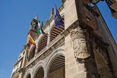 The Town hall of Plasencia, Caceres. Spain — Stock Photo