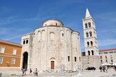 Zadar city, Croatia — Stock Photo