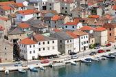 Novigrad fisher village, Croatia — Stock Photo