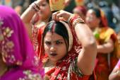 Femmes hindoues — Photo