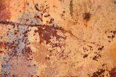 Rusty grunge metallic background — Stock Photo