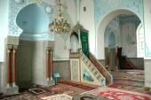 Tiflis, Gürcistan'daki Jumah caminin iç — Stok fotoğraf