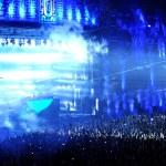 multidão no show — Fotografia Stock  #80349062