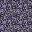 Seamless floral pattern — Stock Vector #68263667