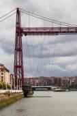 Torre de getxo, puente de vizcaya — Photo
