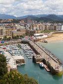 Port de saint-sébastien — Photo
