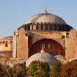 Hagia Sophia at dusk — Stock Photo #53845647