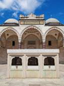 Suleymaniye Mosque ablution fountain — Stock Photo