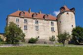 Chateau de Gruyeres, Switzerland — Stock Photo