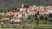 Village of Cucugnan — Stockfoto