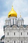 Kostel archandělů. moskevského kremlu. světového dědictví unesco. — Stock fotografie