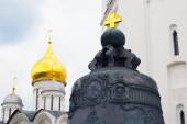 The King Bell and Archangels church. Moscow Kremlin. — Stok fotoğraf