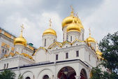 Annunciation church. Moscow Kremlin. UNESCO World Heritage Site. — Stock Photo