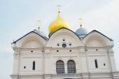 Archangels church. Moscow Kremlin. UNESCO World Heritage Site. — Stock Photo