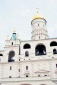 Ivan the Great bell tower. Moscow Kremlin. UNESCO Heritage. — Stock Photo