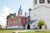 Old orthodox church. Kremlin in Kolomna, Russia. — Stock Photo
