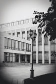 莫斯科克里姆林宫。教科文组织世界遗产站点. — 图库照片