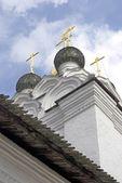 Old Believers' church of Saint Nicolas. Kremlin in Kolomna, Russia. — Stock Photo