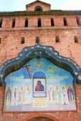 Old tower. Kremlin in Kolomna, Russia. — Stock Photo