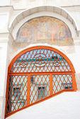 Kremlin de moscovo. local de património mundial da unesco. — Fotografia Stock