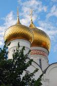 Assumption Church in Yaroslavl, Russia. — Stock Photo