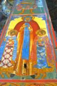 Interior de la iglesia de elías el profeta en yaroslavl (russi — Foto de Stock
