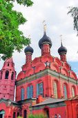 The Epiphany church in Yaroslavl, Russia. — Foto Stock