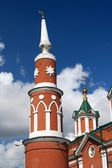 Old tower. Kremlin in Kolomna, Russia. — 图库照片