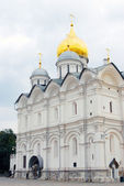 Archangels church. Moscow Kremlin. UNESCO Heritage. — Stockfoto