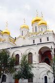 Annunciation church. Moscow Kremlin. UNESCO Heritage. — Photo