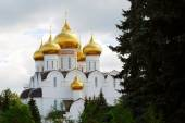 Assumption Church in Yaroslavl, Russia. — Fotografia Stock