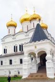 Ipatyevsky monastery in Kostroma, Russia. — Stock Photo