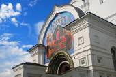 Assumption Church in Yaroslavl, Russia. — 图库照片