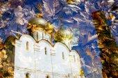 новодевичьего монастыря в москве — Стоковое фото